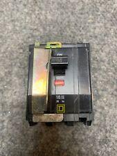 Square D Qob320 Circuit Breaker 20 Amp 3 Pole 240 Vac 10Aic Type Qob Bolt On