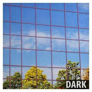 BDF S15 Window Film One Way Mirror Silver 15 (Dark)