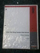 8-8102 - A New Parts Catalog For A CaseIH 3900 Flex Wing Tandem Disk Harrow