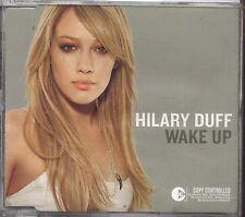 HILARY DUFF - Wake up - CDs SINGLE 2005 USATO OTTIME CONDIZIONI
