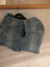 Top shop Denim Hot pants