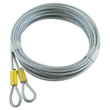"Garage Door Cables For Extension Lift 8' Long Door(156"")Clopay,Wayne Dalton,CHI"