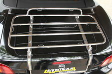Gepäckträger Edelstahl passend für Mazda MX-5 NB