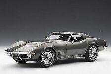 1:18 Autoart CHEVROLET CORVETTE 1970 ( LAGUNA GRIS