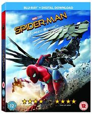 Spider-Man: Homecoming (+ Limited Edition Comic) [Blu-Ray]