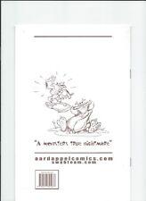 Aardappel Comics Mango & Spit 1 NM-/M 2003