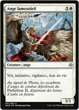 MTG Magic WAR - (x4) Sunblade Angel/Ange lamesoleil, French/VF