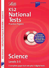 Letts Key Stage 2 Practice Test Papers - KS2 National Test Practice Papers Scien