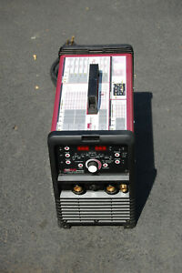 Thermal Arc 186 ac/dc inverter portable welding system