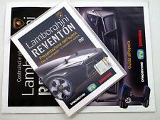 DeAgostini Duratrax Lamborghini Reventon 1:10 Guía + DVD modelado
