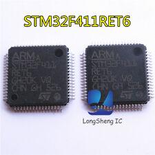 1pcs stm32f411re stm32f411ret stm32f41i retg stm32f411 ret6 stm32f411ret6 LQFP 64