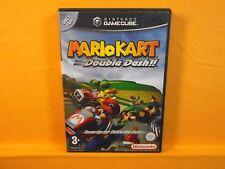 Gamecube Mario Kart Double Dash jeu multijoueur Racing Nintendo PAL UK version