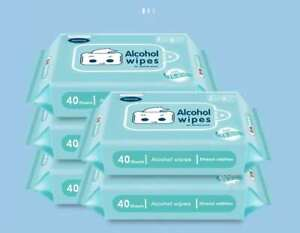 Alcohol Wipes 75% Alcohol Wipes 40sheets a Pack 48packs a Carton