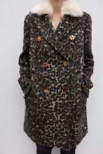 Cappotti e giacche da donna trench marrone con bottone