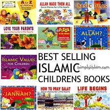 Corán Stories Para Pequeños Corazones - COLECCION DE 10 Libros A) Islam infantil