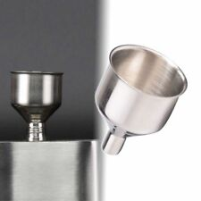 Stainless Steel Funnel For Filling Small Thicken Bottles and Flasks Universal