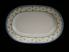 Villeroy & Boch V&B Adeline ovale Servierplatte ca. 34 cm x 23 cm Platte