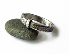 Blade & Bow - Outlander Wedding ring - Sporran Key Band - Solid Sterling replica