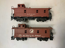 B49- Rivarossi HO Scale Caboose Lot Of 2