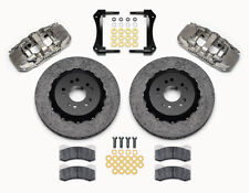 "2005-2014 Ford Mustang Wilwood Front Big Brake Race Kit,14"" Carbon Rotors,GT500"
