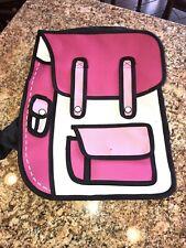 3d Cartoon Backpack Anime