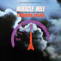 TANGERINE DREAM - MIRACLE MILE   VINYL LP NEU