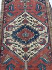 Antique X Large Oriental Rug Malayer Cushion 5ft x 2.5ft