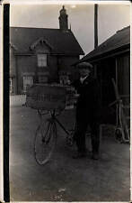 Sheffield. Roberts Creamery Delivery Bicycle.