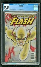 CGC 9.8 FLASH #197 D.C COMICS 6/2003 ORIGIN 1ST APPEARANCE OF ZOOM (WHITE PAGES)