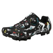 MTB Cycling Shoes Men Self-locking Mountain Bike Sneakers Racing Bicycle Shoes
