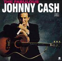 Johnny Cash- The Fabulous Johnny Cash