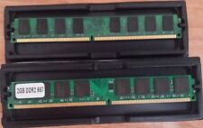 New RAM ELPIDA 2GB DDR2 PC2 5300-U 667  MEMORIA DESKTOP AMD 240PIN