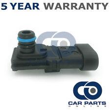 MAP Sensor For Dacia Nissan Opel Renault Vauxhall Manifold Air Intake Pressure