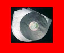 "NAGAOKA 100 x NEW N No.102 ANTI STATIC INNER SLEEVES for 12"" LP/LD MADE IN JAPAN"