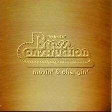 Brass Construction - Best of: Movin & Changin [New CD]