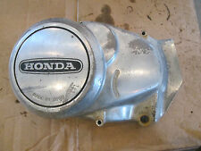 1978 Honda Hawk CB400 CB 400T 400 stator sprocket cover left side engine motor