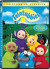 Teletubbies: Children's TV Series Fan Favorites Collection Box / DVD Set NEW!
