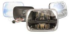 "Two Truck-Lite 27450C 5"" x 7"" Rectangular LED Headlamp Hi / Low Beam Headlight"