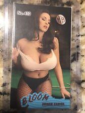 Massive Boobs ‼️Jordan Carver  MH Millhouse #'d 1/3 Tobacco card 410 Playboy 🐇