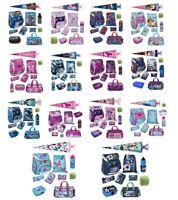 Scooli Schulranzen 10tlg Set für Mädchen u. Jungen zum Schulanfang mit Schultüte