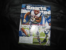 Jonas Gray New England Patriots Running Back Featured Cover Sports Illustrated