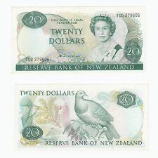 Nueva Zelanda - $20 dólares Billete-p. 173 A
