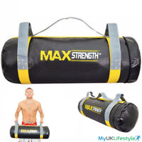 Boxing Powerbag Power Sand Bag Crossfit, Gym Training Exercise Weights bags, MMA