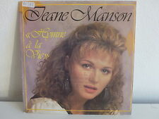 JEANE MANSON Hymne a la vie EDS021