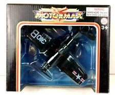 Motormax Classic Fighters 603151 F4U Corsair 1/72 Die-cast Metal & Plastic BNIB