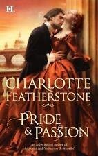 Pride & Passion (Brethren Guardians) by Featherstone, Charlotte