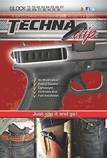 Techna Clip IWB Belt Clip Std Frame Glock 17,19,22,23,24,25 Technaclip GLOCKBRL