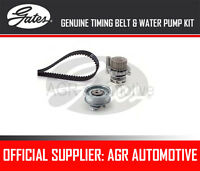 GATES TIMING BELT AND WATER PUMP KIT FOR VW NEW BEETLE 2 115 BHP 1998-10