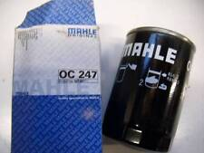 JEEP CHEROKEE  2.5 diesel 1988-08 oil filter mahle TWO FILTERS
