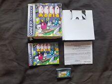 EGGO MANIA Nintendo Gameboy Advance Game